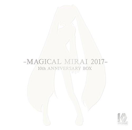 【Amazon.co.jp限定】初音ミク「マジカルミライ 2017」(初音ミク10周年記念限定盤[完全生産限定]/DVD)(マジカルミライ 5th アニバーサリー メモリアルカレンダー付)