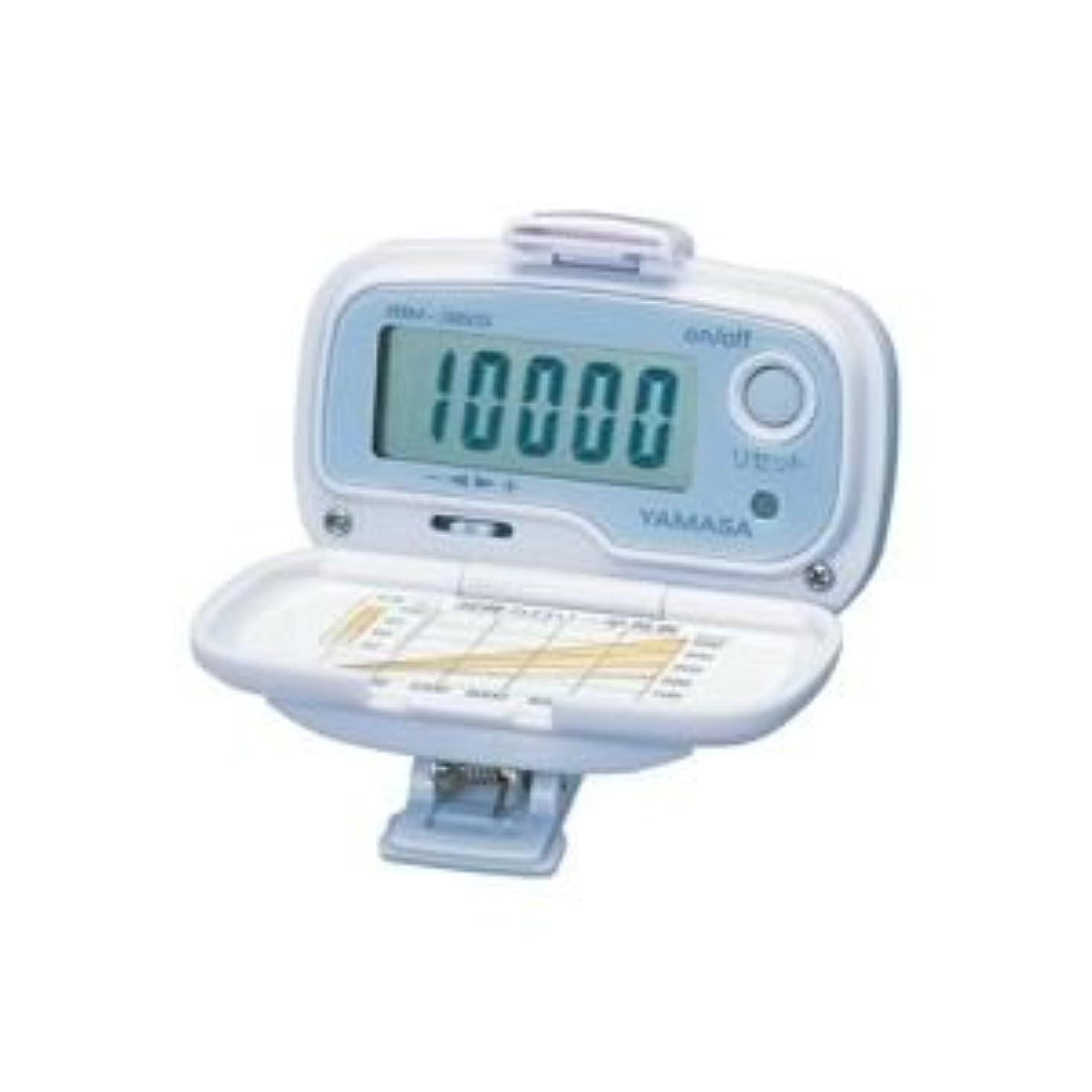 広まったハイジャック抜本的な(業務用3セット)山佐時計計器 万歩計 MK-365(LS)