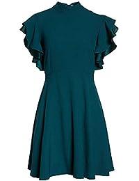 (チェルシー28) CHELSEA28 women`s Crepe Fit & Flare Dressクレープフィット&フレアドレス(並行輸入品)