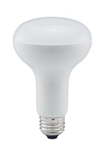 オーム LED電球 レフランプ形 E26 100形相当 電球色 9.6W 1116lm 124mm 密閉器具対応 LDR10L-W A9 06-0791 OHM オーム電機