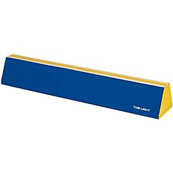TOEI LIGHT(トーエイライト) ソフト平均台30/200 上面幅15×下面幅38×長さ200×高さ305cm 裏面すべり止め バランス T1950