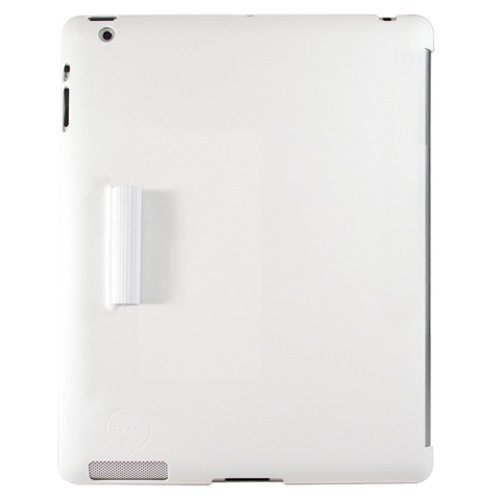 Ozaki IC506WH iCoat Wardrobe+ Hard Case for iPad 4 [並行輸入品]