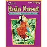 Rain Forest Activity Book by Edupress [並行輸入品]