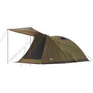 [ロゴス] キャンプ プレミアム PANEL エアーズロックドーム テント 5人用 XL-AH 71805524