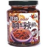 朝天 豆鼓入り辛味調味料(210219)240g×24セット