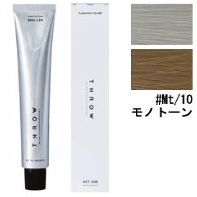 肌満たすトランスミッション【モルトベーネ】スロウ ファッションカラー #Mt/10 モノトーン 100g