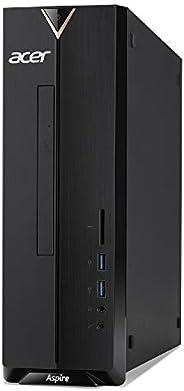 Acer デスクトップパソコンAspire XC-830-A18F/F Celeron J4025 8GB 1TBHDD DVD±R/RW スリムドライブ Windows 10 Home Microsoft Office