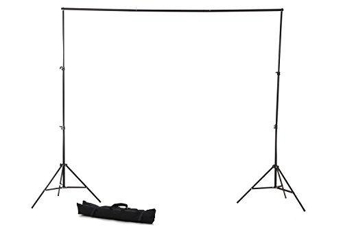 【ノーブランド品】写真撮影用背景スタンド バックグラウンドサ...
