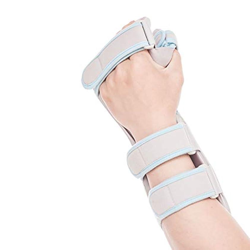 発表するまぶしさ一次引き金用の指の延長副木指のマレット指の指のナックル固定指の骨折創傷術後のケアと痛みを軽減する指サポートトレーニングブレース,Lefthand