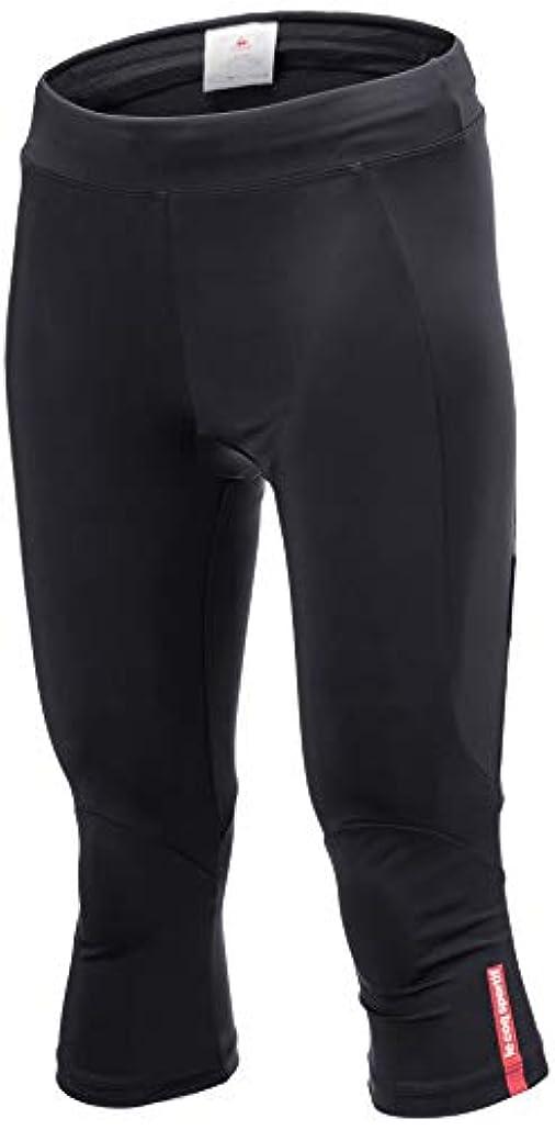 差別化する泥だらけ修理可能[ルコックスポルティフ] ニッカーパンツ/Knicker Pants サイクリングパッド,UPF50,再帰反射 ニッカーパンツ