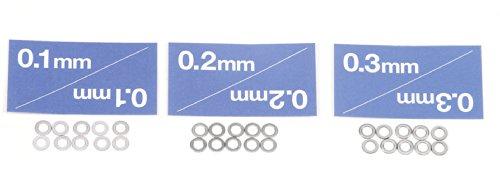 HOP-UP OPTIONS OP-585 φ3mmシムセット