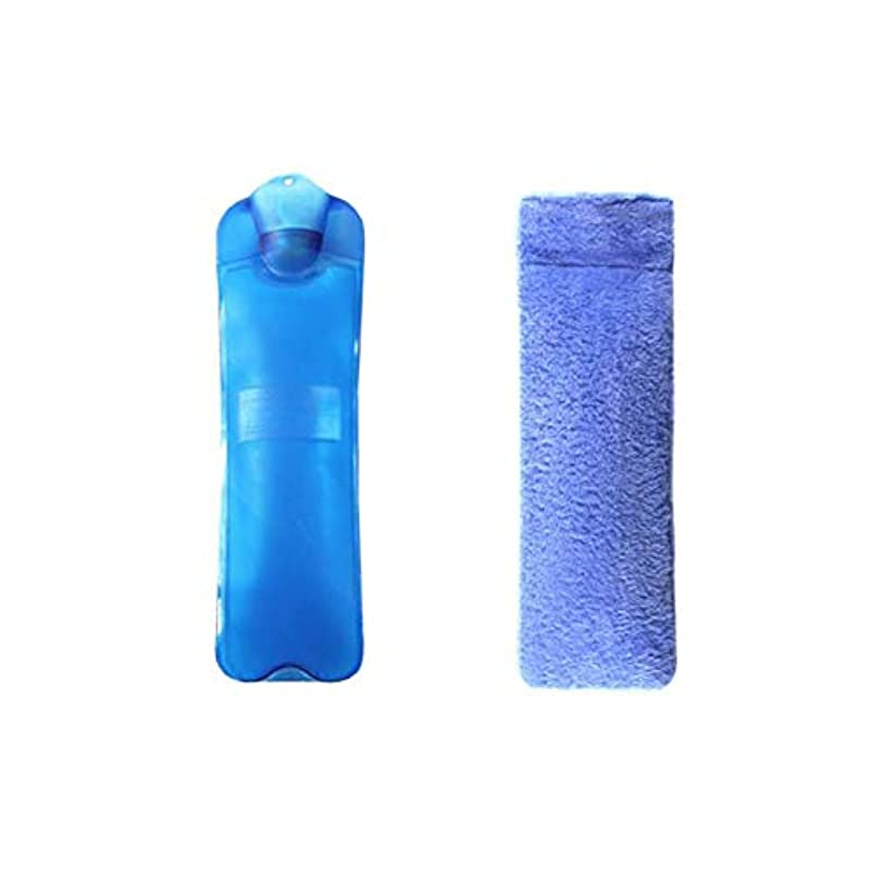 年金逆さまに配当ホットウォーターボトル大温水ボトル2Lクリスマスギフト