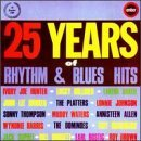 25 Years of Rhythm & Blues Hits by Various Artists