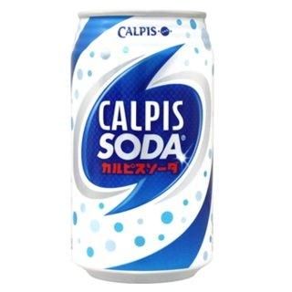 カルピスソーダ 350ml ×24本