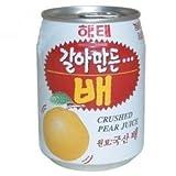 「ヘテ」すりおろし梨ジュース「缶」238ml×12本【1BOX】