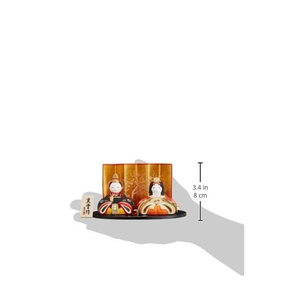 桃の節句 ひな人形 錦彩 華みやび 雛 2449の紹介画像2