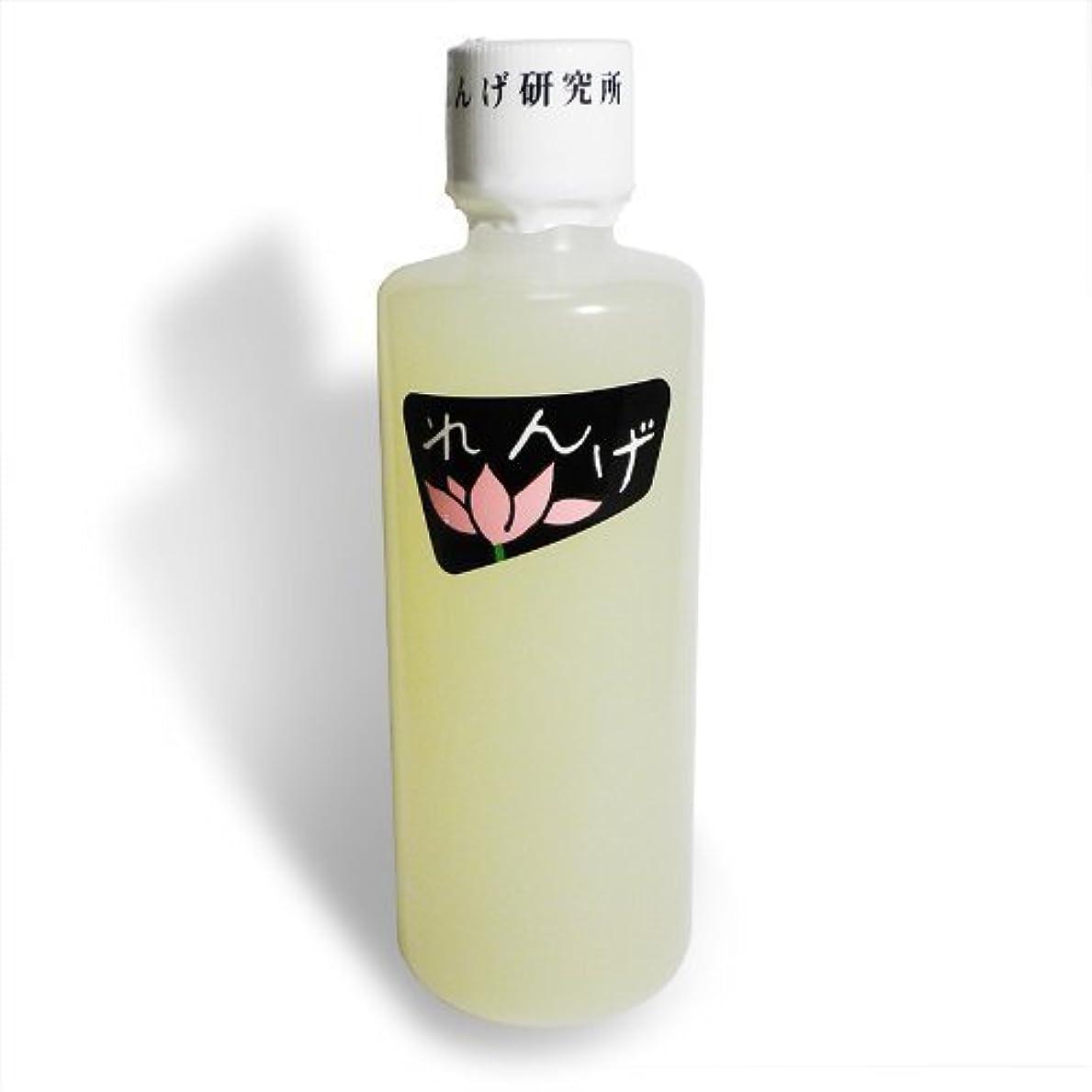 変換する樹皮アロングれんげ研究所 れんげ化粧水 140cc×3本