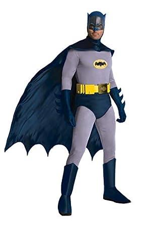 Batman Classic 1966 Series Grand Heritage Batman Costume バットマンクラシック1966シリーズグランド遺産 バットマン大人用コスチューム サイズ:Standard