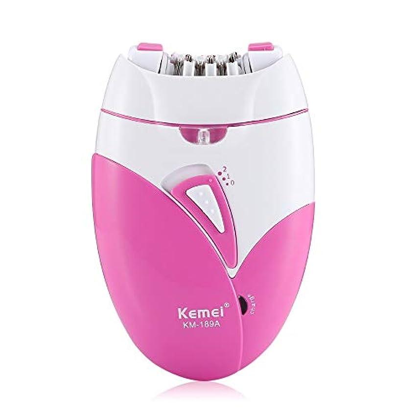 トレイル淡いタイムリーな電気脱毛装置、女性の無痛脱毛器、コンパクト、顔面脇の下のビキニ脱毛に使用、USB充電