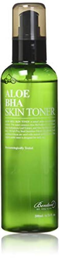 小川田舎者約束するBENTON Aloe BHA Skin Toner (並行輸入品)