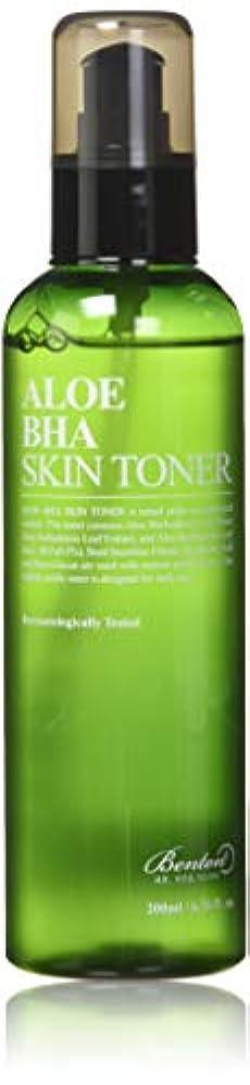 かもめほとんどない銀行BENTON Aloe BHA Skin Toner (並行輸入品)