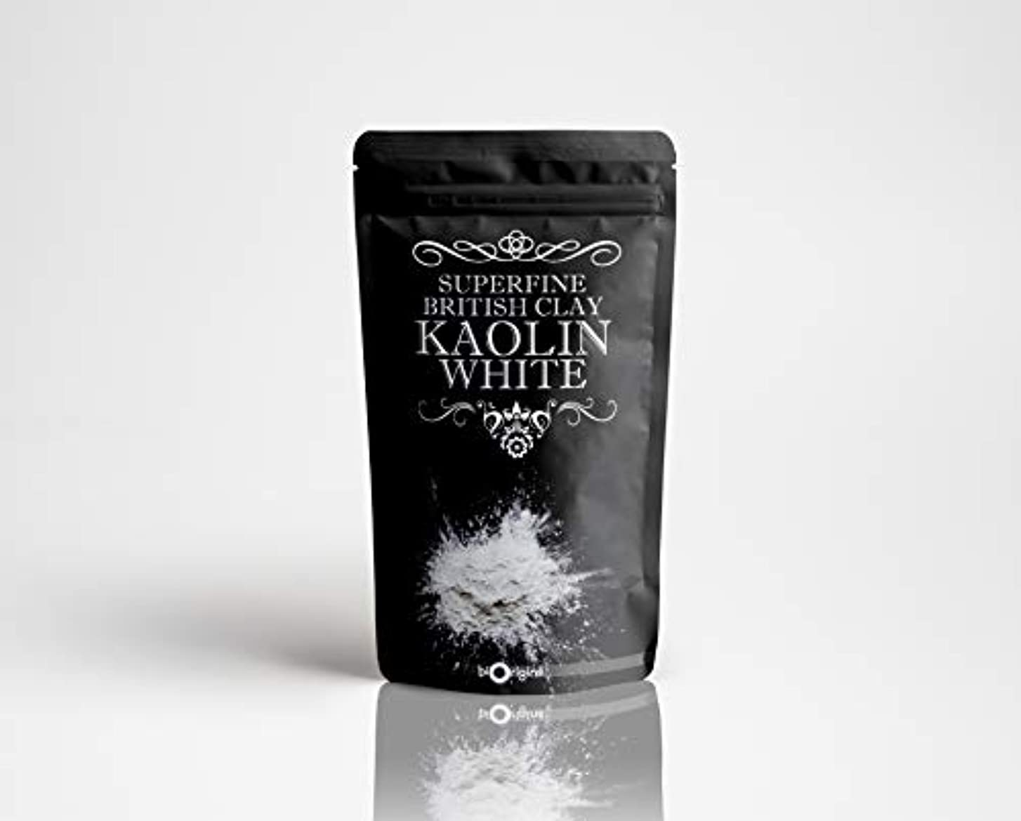 非公式過度の解決するKaolin White Superfine British Clay - 100g