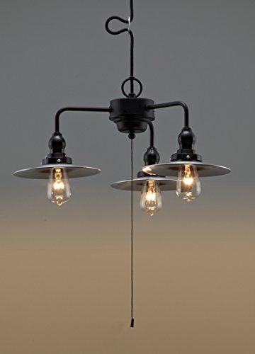 GLF-3142X 後藤照明 アルミP1レプリカ・3灯用CP型 電球なし (glf3142x)