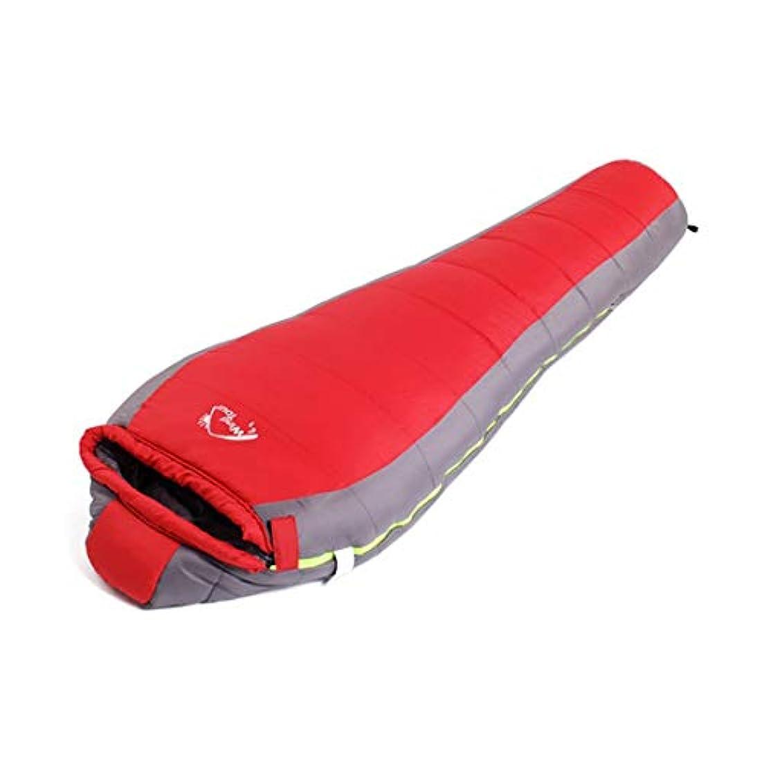 拍車ラインナップ潜水艦Wazenku 屋外での圧縮袋のキャンプ用寝袋 (色 : 青)