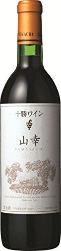 十勝ワイン 山幸 720ml [日本/赤ワイン/辛口/ミディアムボディ/1本]