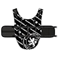 quakysense(クエーキーセンス) EMBLEM DOG VEST/BLACK/S DOG315-20/S グッズ