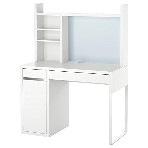IKEA(イケア) MICKE ホワイト ワークステーション