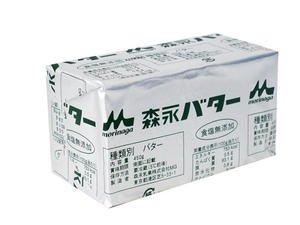 森永 無塩 バター 450g