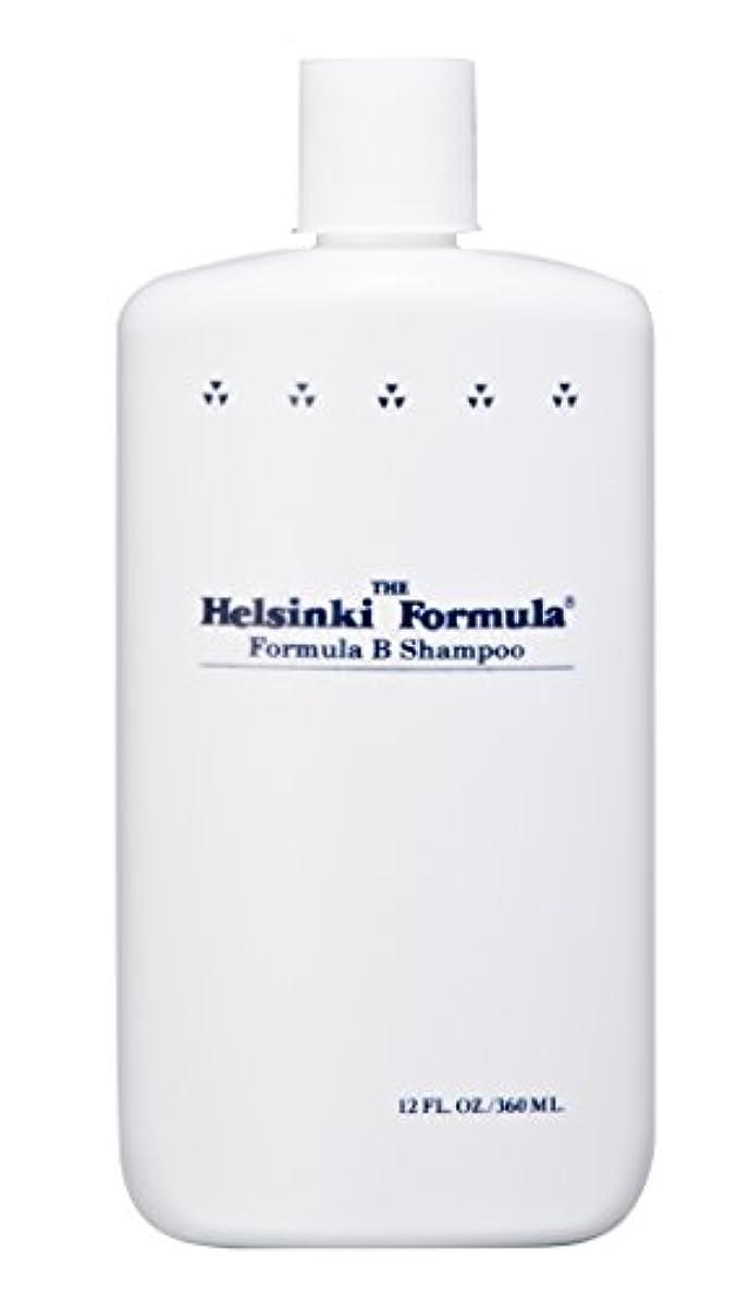 決定メイト楽観的ヘルシンキ?フォーミュラ フォーミュラBシャンプー 360ml(皮脂汚れ乳化剤配合シャンプー)