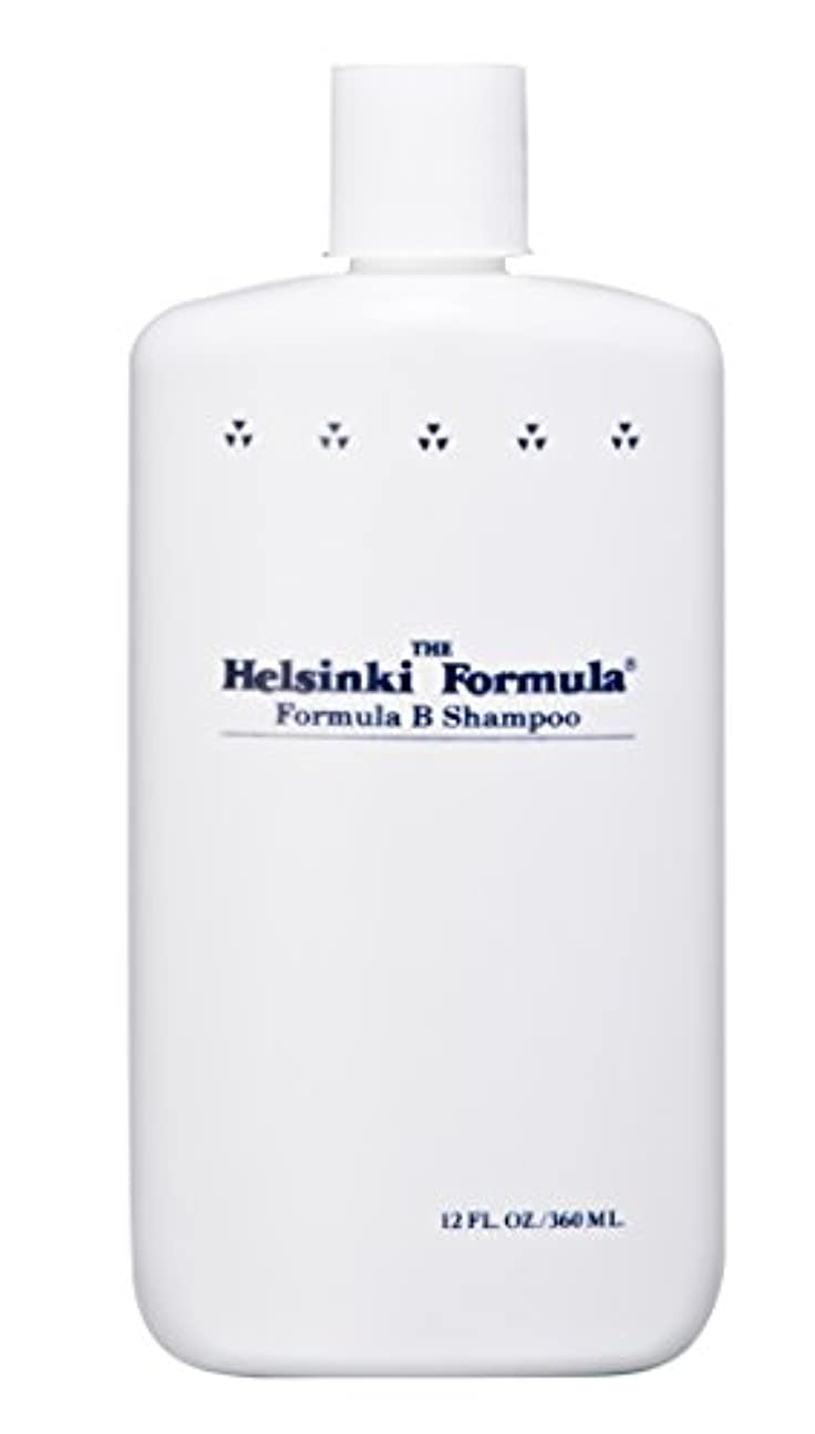 フクロウ談話未使用ヘルシンキ?フォーミュラ フォーミュラBシャンプー 360ml(皮脂汚れ乳化剤配合シャンプー)