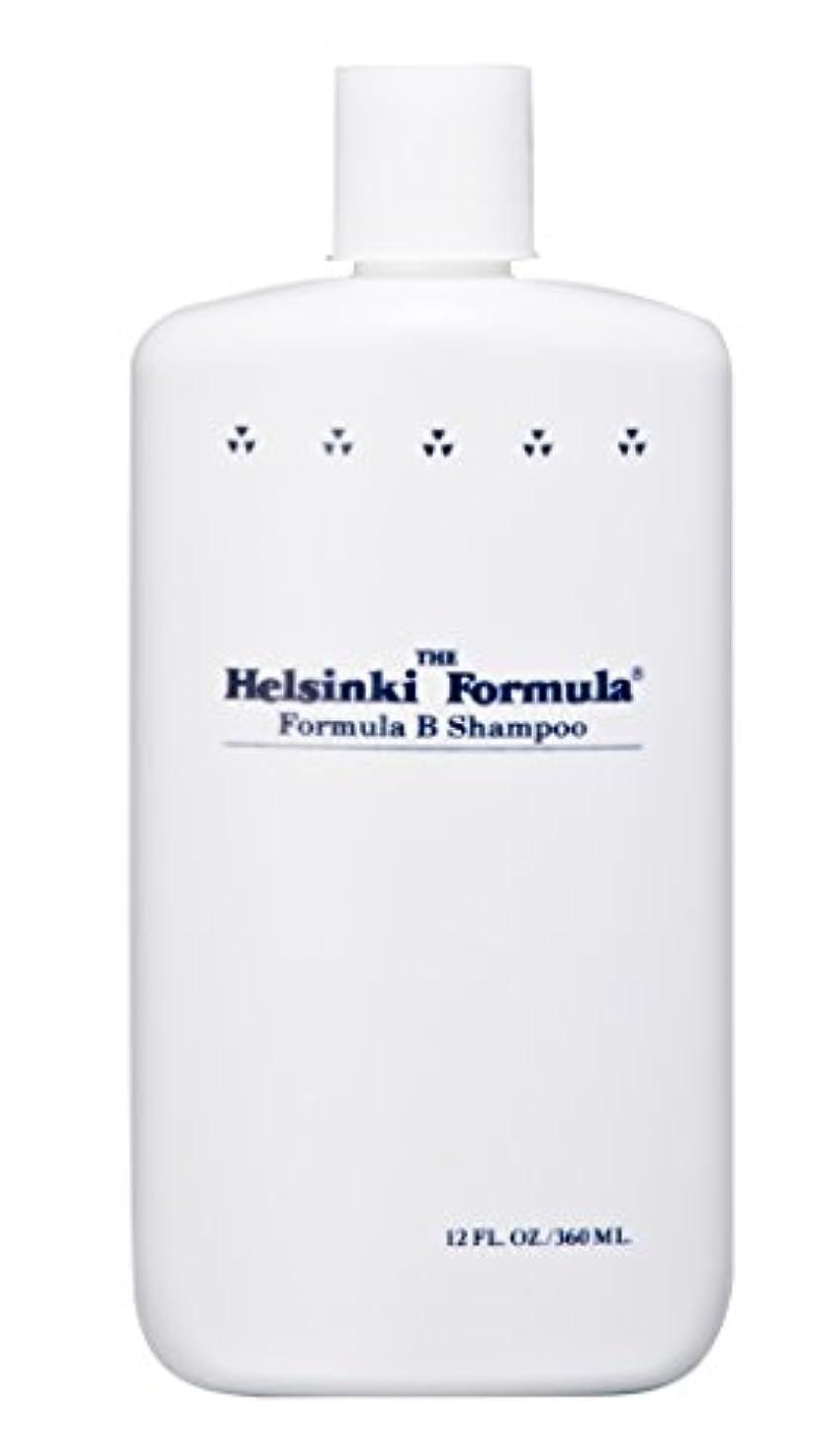 ペリスコープ標準どっちヘルシンキ?フォーミュラ フォーミュラBシャンプー 360ml(皮脂汚れ乳化剤配合シャンプー)