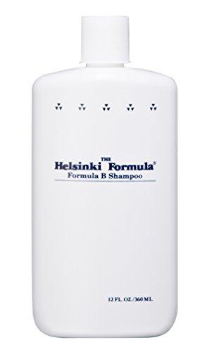 ヘルシンキ・フォーミュラ フォーミュラBシャンプー 360ml(皮脂汚れ乳化剤配合シャンプー)