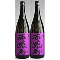 紫の赤兎馬(せきとば) 25度 1800ml×2本セット