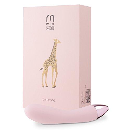 IMTOY ZOOバイブ Giraffe(キリン)