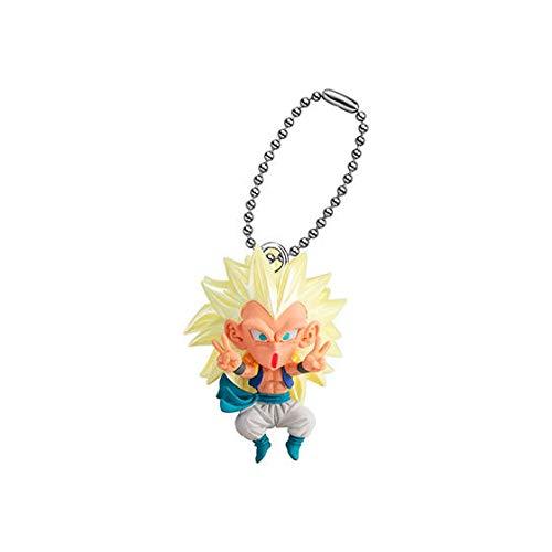 Dragon Ball Super UDM Ultimate Deformed Mascot burst 39 6 set Capsule Toy Bandai