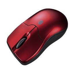 [해외]산와 Bluetooth3.0 블루 LED 마우스 MA - BTBL27R 산와 [단순 패키지 특가]/Sanwa Supply Bluetooth 3.0 Blue LED Mouse MA - BTBL 27 R Sanwa Supply [Simple Package]