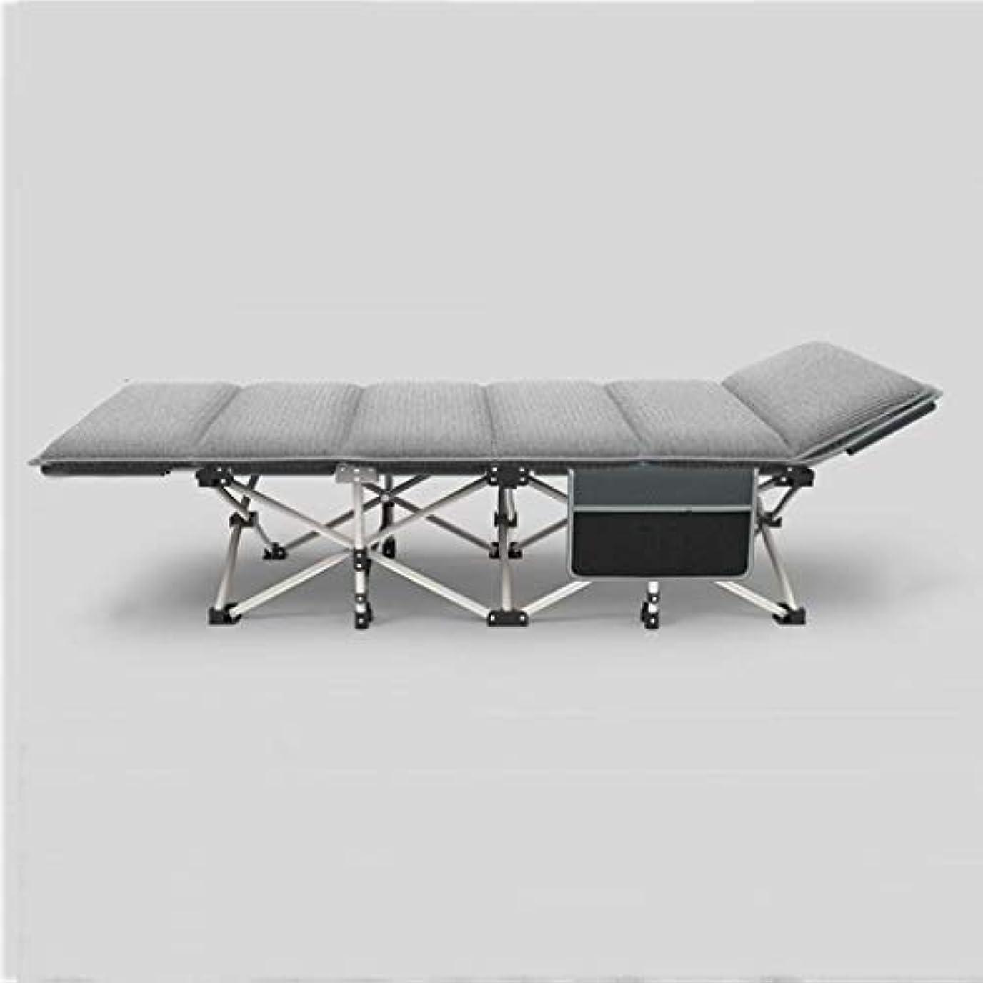 理由綺麗なコンバーチブル折りたたみベッドシングルオフィスシエスタベッドで耐候性オックスフォード布キャンプベッド病院ベッドゲストベッド付き収納バッグ,c