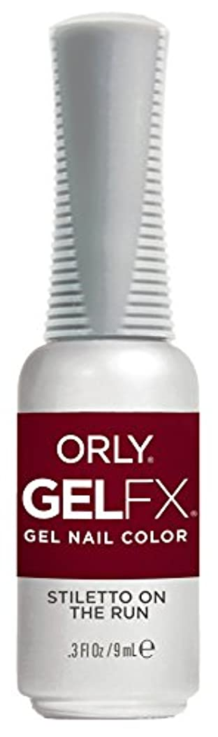 Orly Gel FX - Darlings of Defiance Collection - Stiletto on the Run - 0.3 oz / 9 mL