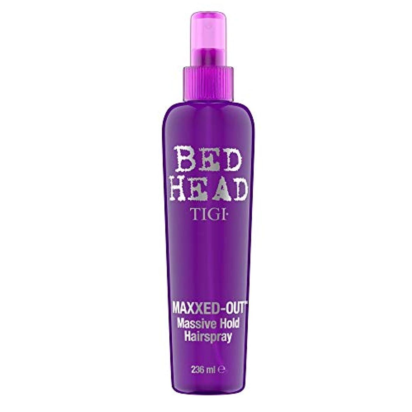 ベッドひそかに乱気流ティジー ベッドヘッドマックストアウトミスト スーパーホールド 200ml (並行輸入品)