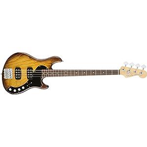 Fender フェンダー エレキベース AM ELITE DIM BAS IV HH RW VIB