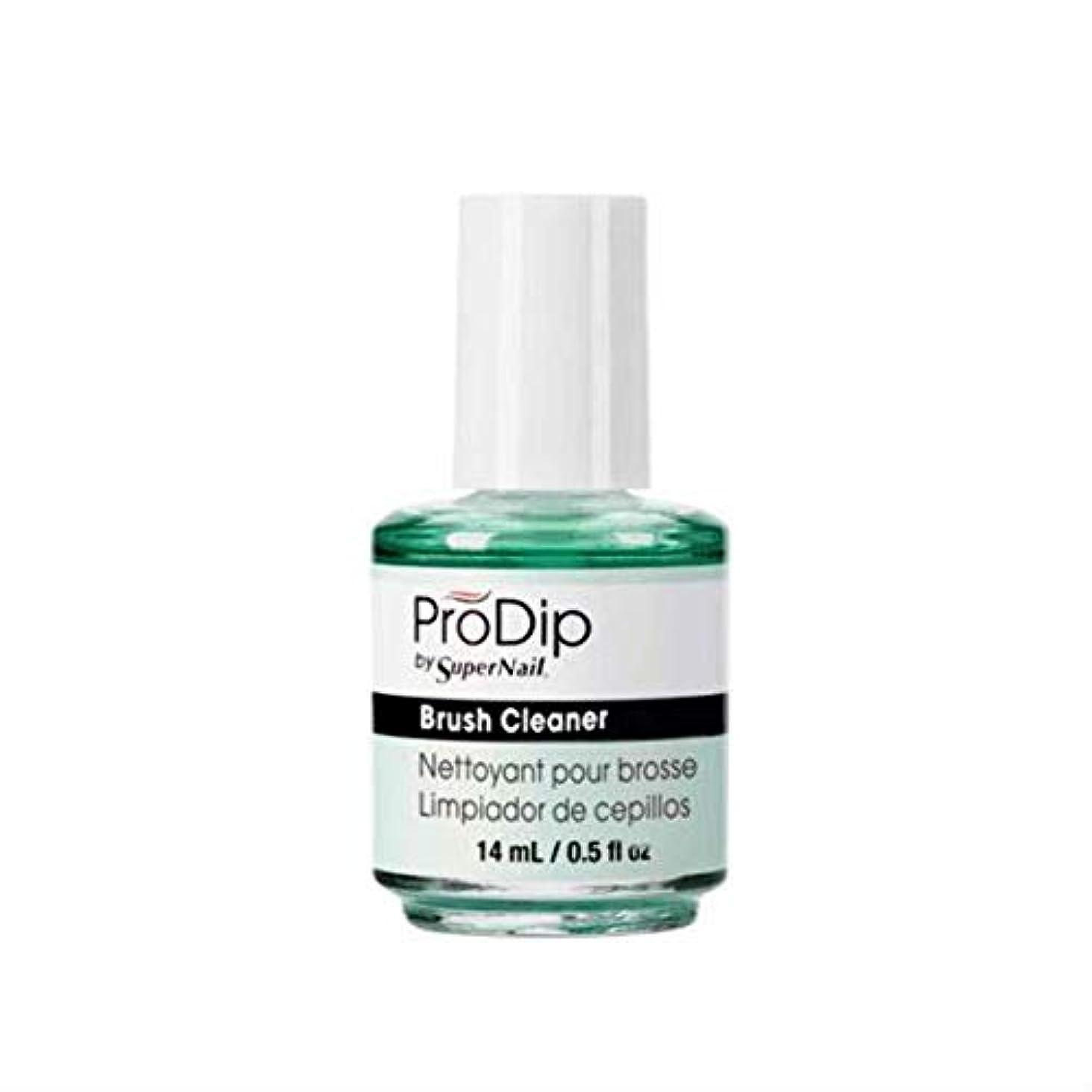 崇拝する今まで専門化するSuperNail ProDip - Brush Cleaner - 14 ml/0.5 oz