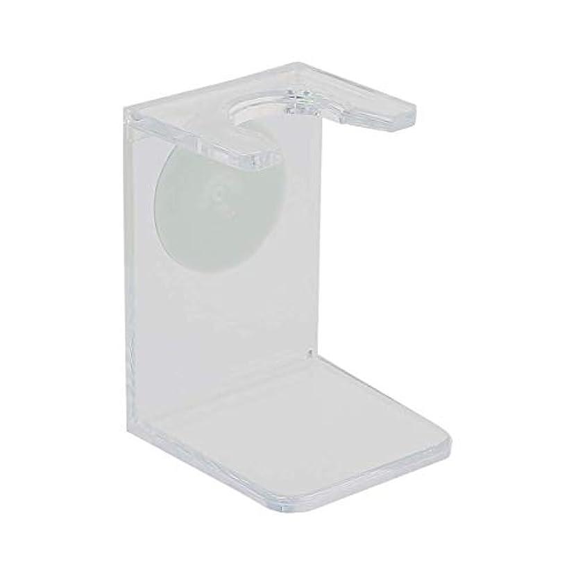 アナログ服を洗う浸食エドウィンジャガー クリア ドリップ スタンド - スリムネックRH5S[海外直送品]Edwin Jagger Clear Drip Stand - Slim Neck RH5S [並行輸入品]