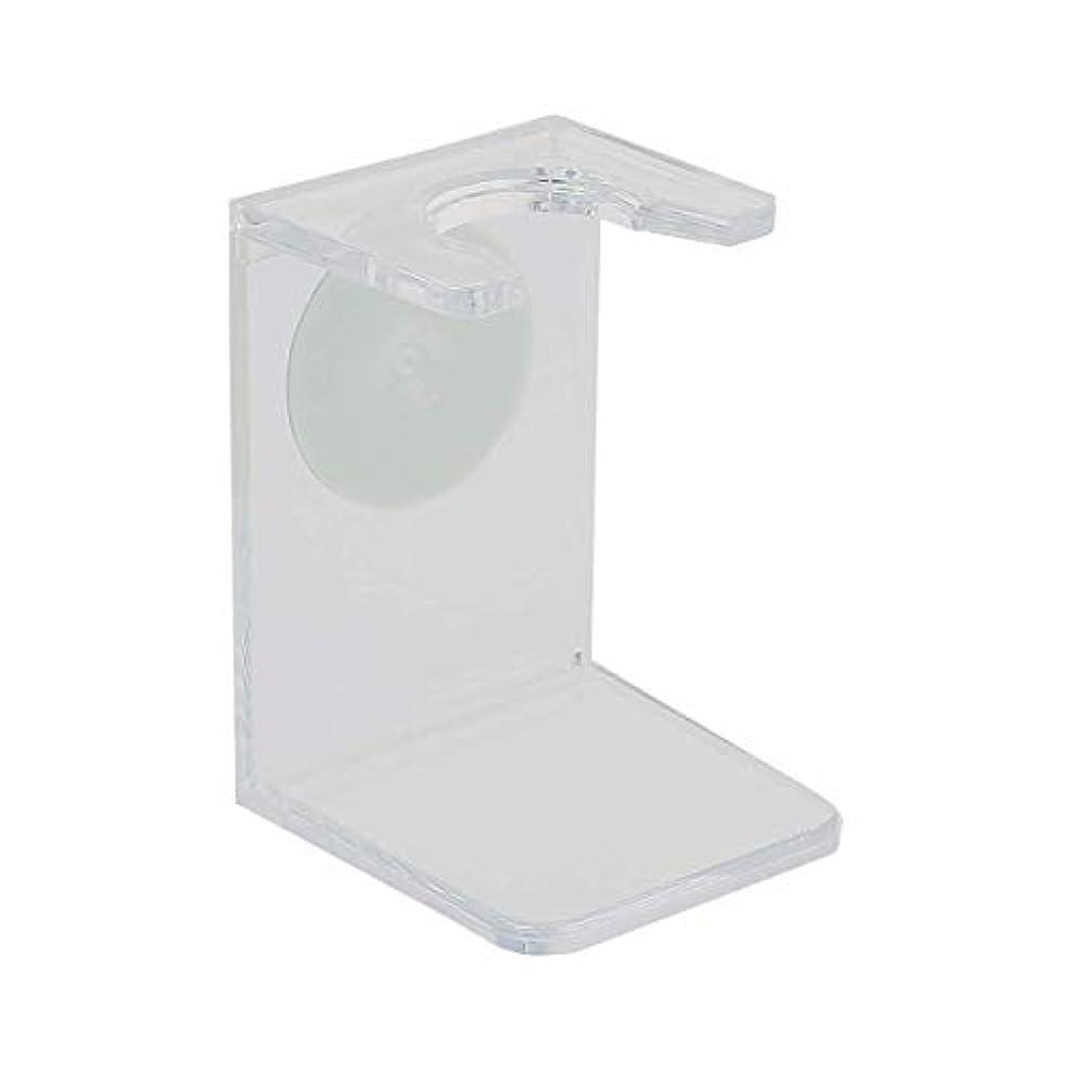呼吸する部屋を掃除するシンボルエドウィンジャガー クリア ドリップ スタンド - スリムネックRH5S[海外直送品]Edwin Jagger Clear Drip Stand - Slim Neck RH5S [並行輸入品]