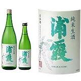 夏の生酒 浦霞 純米生酒720ml