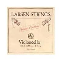 Larsen Soloist 4/4 Cello G String Strong Tungsten-Steel【並行輸入】