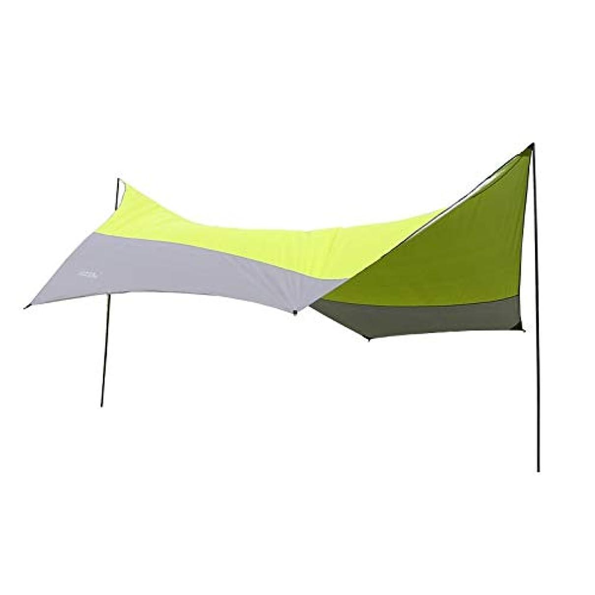 について展開する責めるKTH ビーチテントとキャンプテント、簡単セットアップとアウトドアポータブルテント、サンシェルター